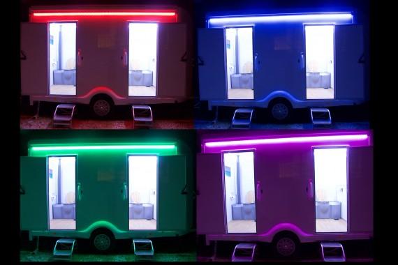 caravane 4 couleurs