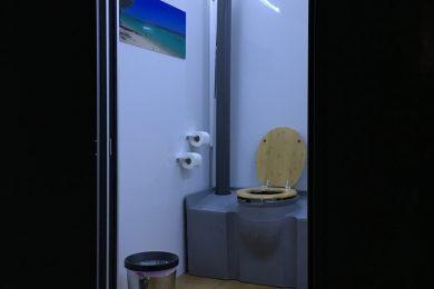 Caravane sanitaire confort location toilettes chimiques