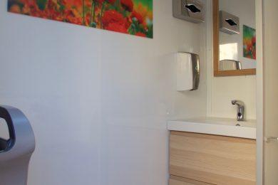 Caravane sanitaire confort location toilettes chimiques Hérault
