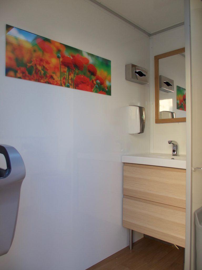 Location de caravane sanitaire confort bsl - Wc chimique caravane ...