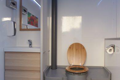 Caravane sanitaire confort